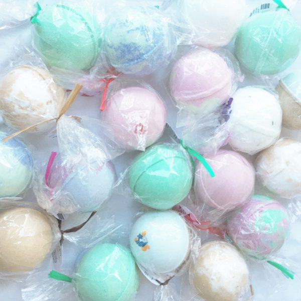 bath bombs for bookworms